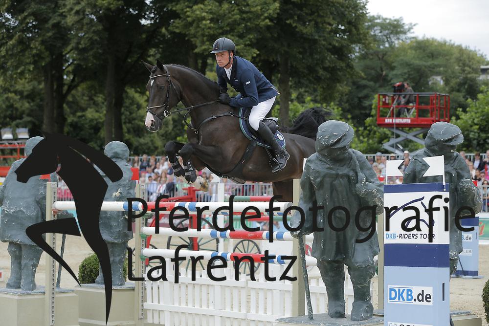 Stevens, Mario, Luis<br /> Münster - Turnier der Sieger<br /> Grosser Preis<br /> © www.sportfotos-lafrentz.de/ Stefan Lafrentz