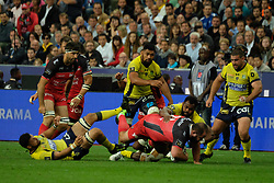 June 5, 2017 - Saint Denis, Seine Saint Denis, France - E.ESCANDE player of the Rugby Club Toulonnais during the final of the French Rugby Championship Top 14 against ASM Clermont-Auvergne at the stadium of France - St Denis France.ASM Clermont beat RC Toulon 22-16 (Credit Image: © Pierre Stevenin via ZUMA Wire)