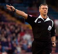 Photo: Alan Crowhurst.<br />Crystal Palace v Hull City. Coca Cola Championship. 20/01/2007. Referee C. Penton.