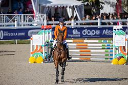 De Jong Sanne, NED, Jarelly MBF<br /> Mondial du Lion 2021<br /> © Hippo Foto - Dirk Caremans<br />  24/10/2021