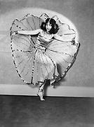 9114-4335-19. Katharine Laidlaw Dancers. January 1924