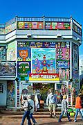 Novelty shop on Commerce Street, Provincetown, Cape Cod, Massachusetts, USA.