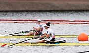 Glasgow, Scotland, Sunday, 5th  August 2018, Final Men's  Single Sculls, Gold  Medalist, SUI W1X, Jeannine  GMELIN,  European Games, Rowing, Strathclyde Park, North Lanarkshire, © Peter SPURRIER/Alamy Live News