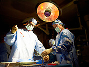 Orthopedic arthroscopic ACL replacement