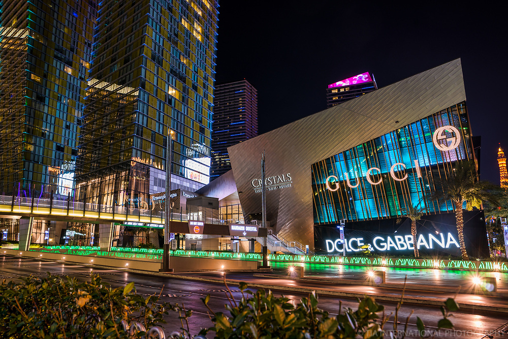 The Shops at Crystals, Aria City Center