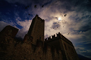 Scaliger Castle, Malcesine, Italy