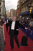 Michael Grade. BAFTA Television Awards, sponsored by the Radio Times, Grosvenor House. London. 13 May 2001. © Copyright Photograph by Dafydd Jones 66 Stockwell Park Rd. London SW9 0DA Tel 020 7733 0108 www.dafjones.com