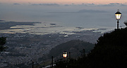 Trapani view from Erice