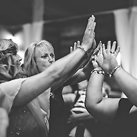 Wedding Photos by Connie Roberts Photography<br /> Dancing High Fives