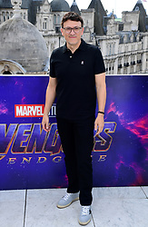 Anthony Russo attending a photocall for Avengers: Endgame, at the Corinthia in London.