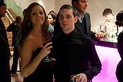 ASHLEY SHAW; SIMON KARASKOS, FIRST NIGHT for Matthew Bourne's Swan Lake. Sadler's Wells. London. 11 December 2009