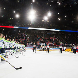 20170509: FRA, Ice Hockey - IIHF World Championship 2017, Slovenia vs Norway