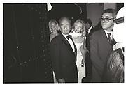 ELISABETH MURDOCH, RUPERT MURDOCH, ANNA MURDOCH, MALCOLM FORBES BIRTHDAY PARTY.  Forbes weekend, TANGIER 1989