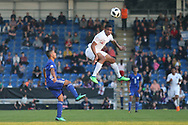 Rayhaan Tulloch of England (16) during the UEFA European Under 17 Championship 2018 match between England and Israel at Proact Stadium, Whittington Moor, United Kingdom on 4 May 2018. Picture by Mick Haynes.