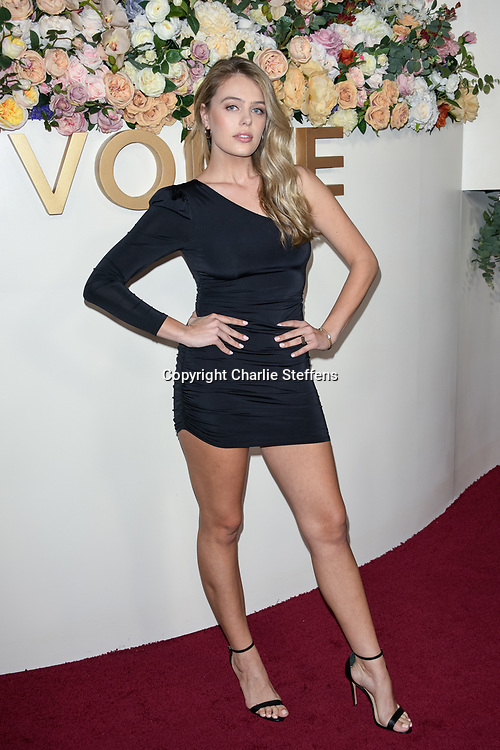 MADISON BELK NAGLE attends the 3rd Annual #REVOLVEawards at Goya Studios in Los Angeles, California