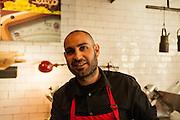 Counterman at Despaña, New York City.