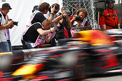 May 25, 2019 - Monte Carlo, Monaco - Motorsports: FIA Formula One World Championship 2019, Grand Prix of Monaco, ..#33 Max Verstappen (NLD, Aston Martin Red Bull Racing) (Credit Image: © Hoch Zwei via ZUMA Wire)