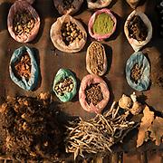 Traditional jungle medicine.