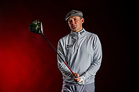 BROUSSARD, LA - MARCH 17: Harry Hall during the Korn Ferry Tour brand shoot prior to Chitimacha Louisiana Open presented by MISTRAS at Le Triomphe Golf and Country Club on March 17, 2021 in Broussard, Louisiana. (Photo by Andrew Wevers/PGA TOUR)
