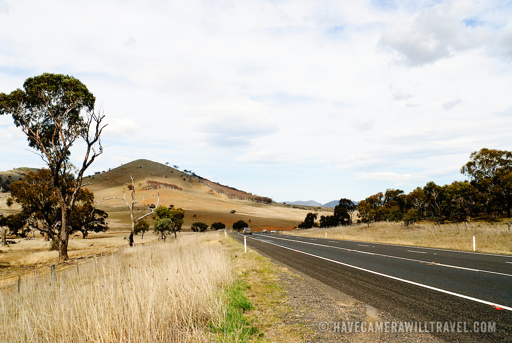 Outside of Canberra, Australian Capital Territory