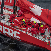 Leg 7 from Auckland to Itajai. Cape Horn. 29 March, 2018