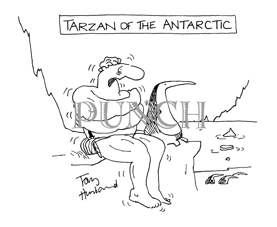 Tarzan of the Antarctic