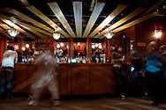 Digress Bar, London, November 2007