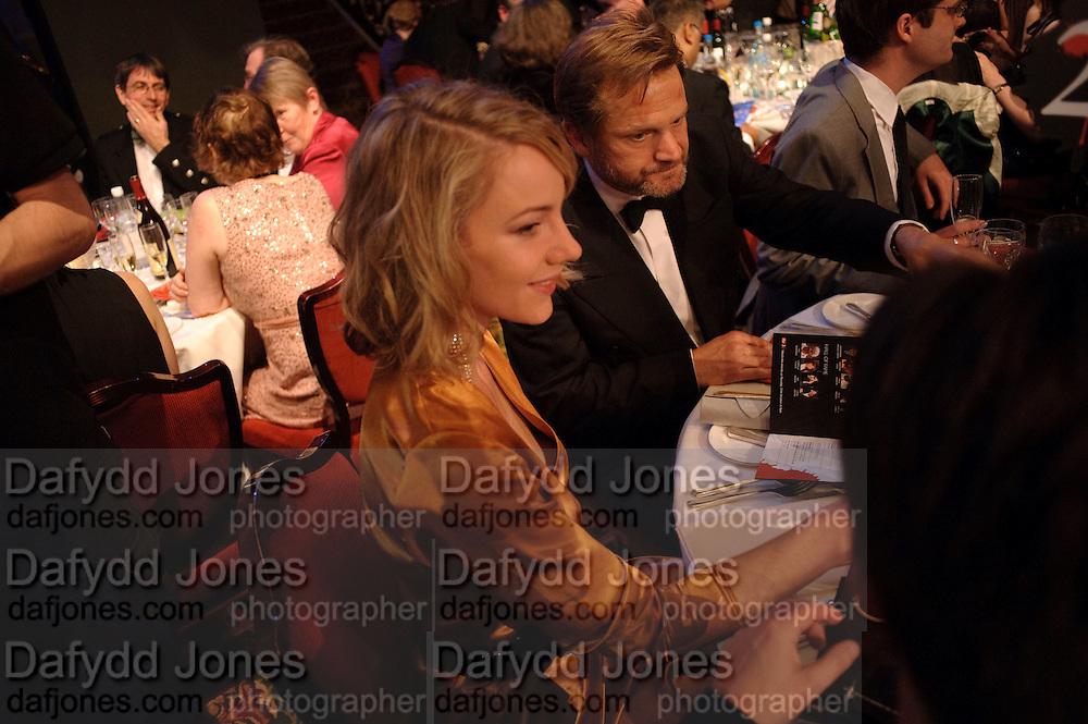 JEANY SPARKS, Specsavers Crime Thriller Awards.  Award ceremony celebrating the best in crime fiction and television. <br /> Grosvenor House Hotel, Park Lane, London. 21 October 2009