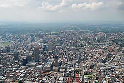 Jan. 29, 2015 - Johannasburg, Gautang, South Africa - SOUTH AFRICA- Aerial view of Johannesburg (Credit Image: © Edwin Remsberg/VW Pics via ZUMA Wire)