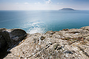 Almost the end of the Pilgrim's journey, the short but treacherous Bardsey sound separates mainland Wales from the spiritual fulfillment found on Ynys Enlli (Bardsey Island)