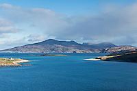 Coastal landscape, Scarp - Hushinish, Isle of Harris, Outer Hebrides, Scotland