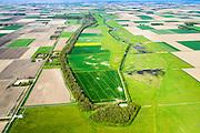 Nederland, Flevoland, XXX, 07-05-2015;<br /> <br /> QQQ<br /> luchtfoto (toeslag op standard tarieven);<br /> aerial photo (additional fee required);<br /> copyright foto/photo Siebe Swart