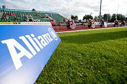 JONES Jade, WOODS Shelly, SCHAER Manuela, WALLENGREN Gunilla, KELLER Patricia, 2014 IPC European Athletics Championships, Swansea, Wales, United Kingdom