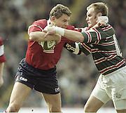 Watford. Great Britain. <br /> Jason LITTLE.<br /> Heineken Cup Semi Final; Gloucester Rugby vs Leicester Tigers. Vicarage Road Stadium, Hertfordshire.England.  <br /> <br /> [Mandatory Credit, Peter Spurrier/ Intersport Images].