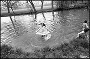 Dotty Smith, May morning Oxford. 1 May 1983.