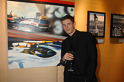 Artist FREDERICK SCHIMMELSCHMIDT at a party to celebrate the first year if ING's sponsorship of the Renault Formula 1 team, held at the Mayfair Hotel, Stratton Street, London W1 on 28th November 2007.<br />