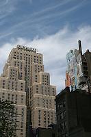 New Yorker building, Midtown, Manhattan, New York