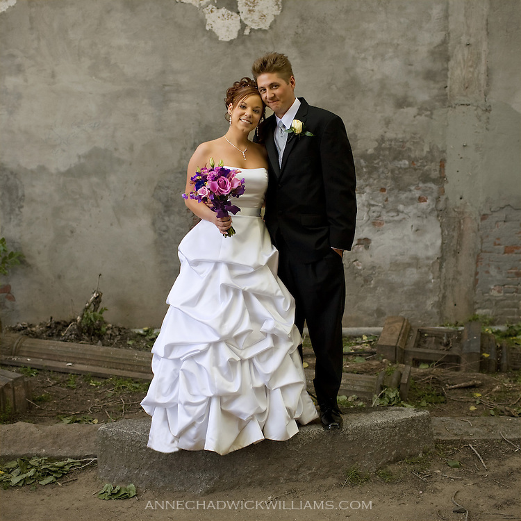 Firehouse wedding, Sacramento, CA