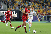 KIEV, UKRAINE - MAY 26: Trent Alexander-Arnold of Liverpool in action during the UEFA Champions League final between Real Madrid and Liverpool at NSC Olimpiyskiy Stadium on May 26, 2018 in Kiev, Ukraine. (MB Media)
