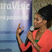 NLD/Hilversum/20160527 - Lancering Paravisie editie, Sylvana Simons
