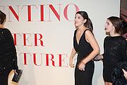 Mafalda-Cecilia Preslavska of Bulgaria, ; Princess Olimpia Preslavska of Bulgaria, Valentino: Master of Couture - private view. Somerset House, London. 28 November 2012