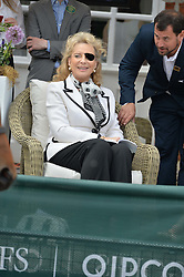 HRH PRINCESS MICHAEL OF KENT at Goffs London Sale held at The Orangery, Kensington Palace, London on 15th June 2015.