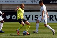 Ryan Croasdale. Boreham Wood FC 0-3 Stockport County. Vanarama National League. Meadow Park. 24.4.21