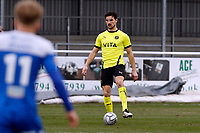 Ash Palmer. Eastleigh FC 1-0 Stockport County FC. Vanarama National League. Silverlake Stadium. 20.02.21