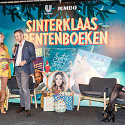 NLD/Amsterdam/20171114 - Bn-ers schrijven Sinterklaasboeken, Winston Gerschtanowitz en Lauren Verster