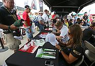 IZOD IndyCar Iowa Corn Indy 250 - Newton, Iowa - June 23, 2012