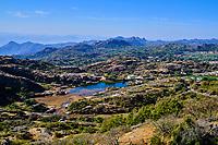 Inde, Rajasthan, Mount Abu, vue generale // India, Rajasthan, Mount Abu, landscape