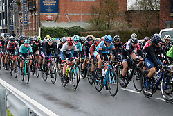 Ann-Sophie Duyck (BEL) in the peloton at Driedaagse Brugge - De Panne 2018 - a 151.7 km road race from Brugge to De Panne on March 22, 2018. Photo by Sean Robinson/Velofocus.com