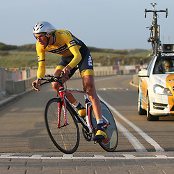 Olympia's Tour 2013 proloog Katwijk Dion Beukeboom Shanks-De Rijke