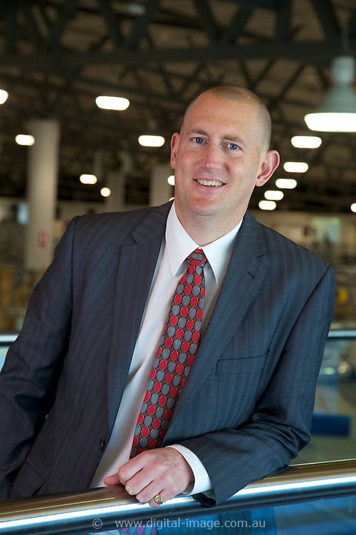 Dr Andrew Peele, Head of Science